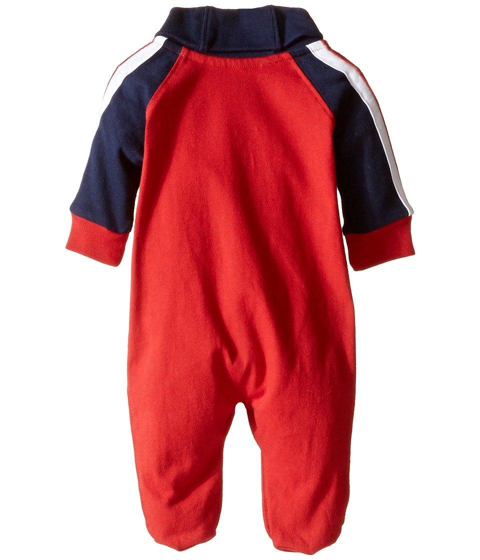 Ralph Lauren Baby Rugby Pelele Polo Jinete Niño Rojo rot blau Talla:68: Amazon.es: Bebé