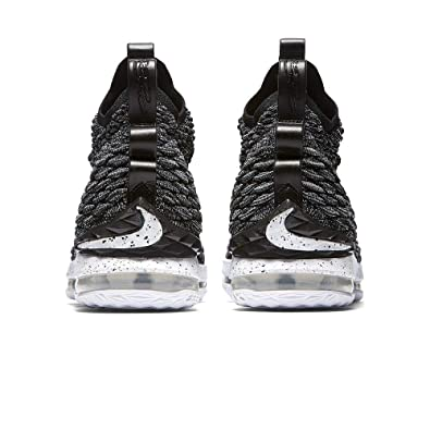4282bab79e2 Nike Lebron XV Ashes Basketball Shoes Lebron James Black White-White New  897648-002 - 13  Amazon.co.uk  Shoes   Bags