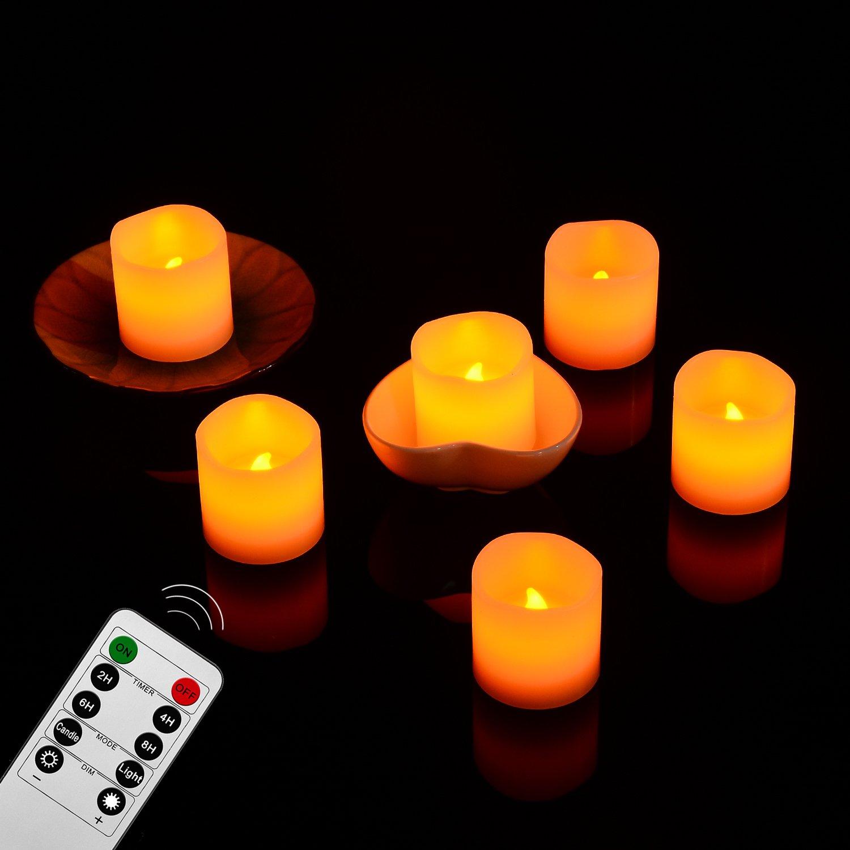 61LKizIioKL._SL1500_ Elegantes Elektrische Kerzen Mit Fernbedienung Dekorationen
