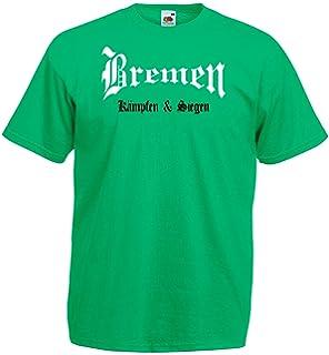 world-of-shirt Herren T-Shirt Braunschweig Ultras S-XXL