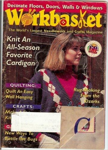 Workbasket World's Largest Needlework and Crafts Magazine September, 1995 (Workbasket, Volume -