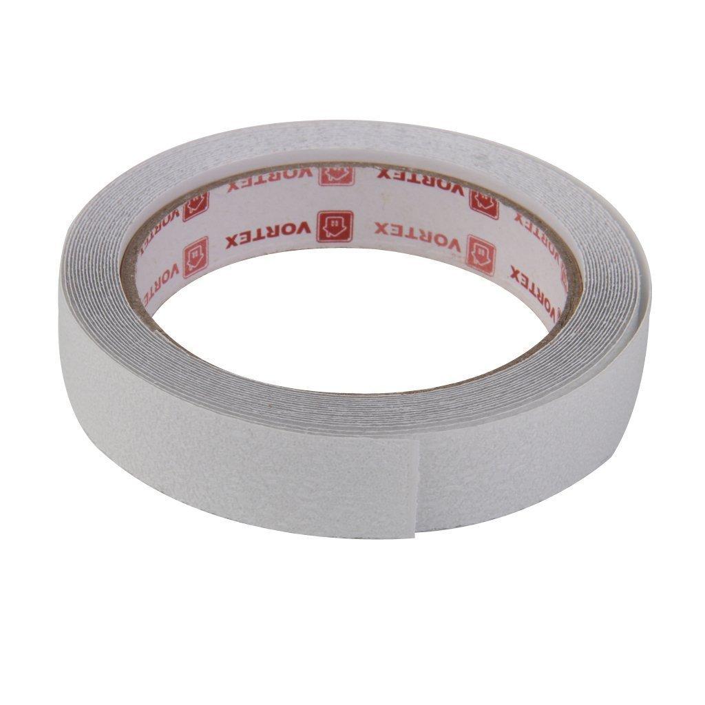 Romote Rotolo di anti slittamento del nastro Adesivi per Scale Decking Strips 2 centimetri x 5m trasparente