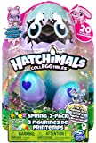 Hatchimals Colleggtibles Exclusive Spring 2-Pack Sparkly Hatchimals