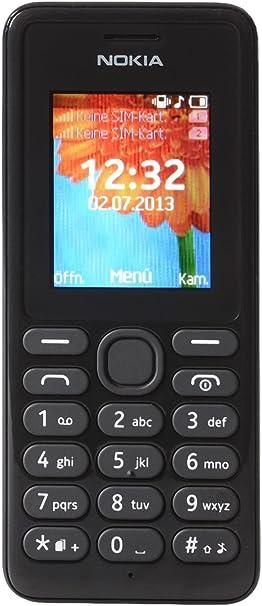 Nokia 108 SS - Teléfono móvil libre (USB, S.O. Symbian), color ...