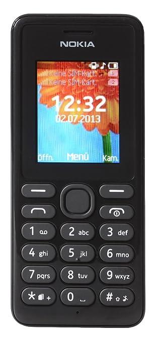 321 opinioni per Nokia 108 Telefono Cellulare, Dual SIM, Nero [Italia]