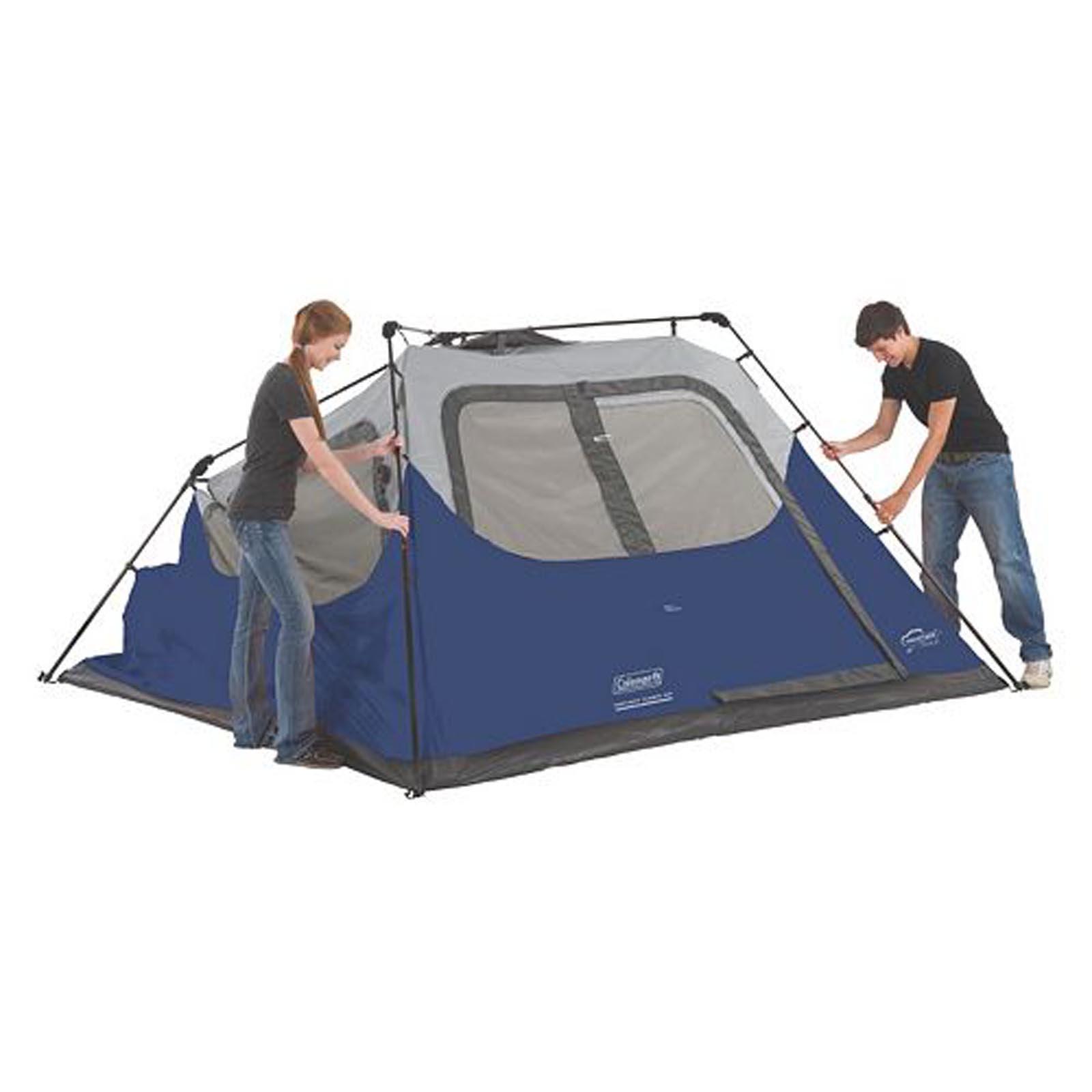 Coleman 6-Person Instant Tent Blue by Coleman (Image #5)