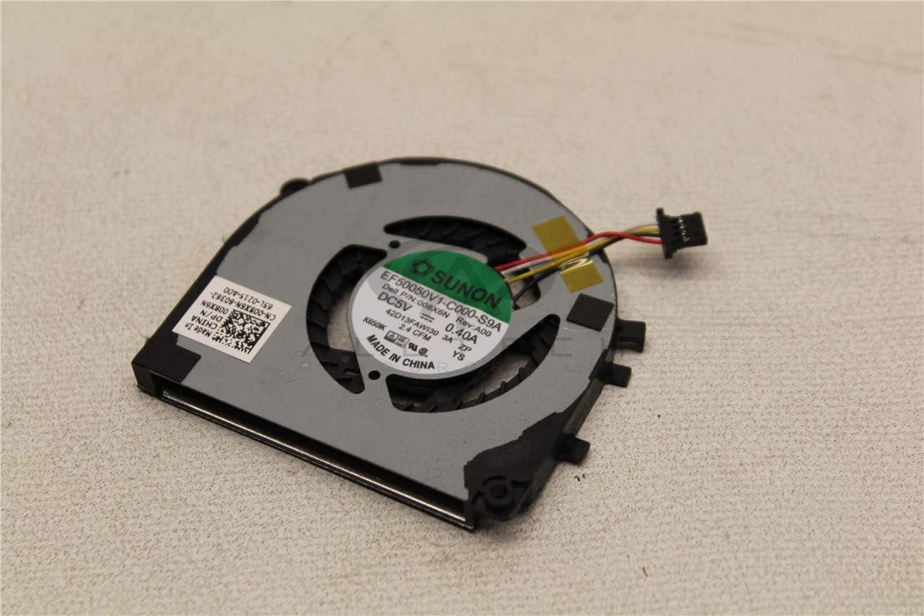 08X6N Dell XPS 13 L322X FAN module with cable,UMA,L322X