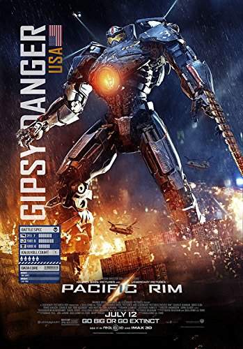 Used, Pacific Rim movie poster family silk wall print 36 for sale  Delivered anywhere in USA
