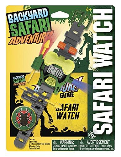 - Backyard Safari Watch