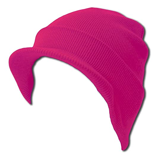 Image Unavailable. Image not available for. Color  Blank Cuff Beanie Visor ( Comes In Many Different ... 0a44c6c4e891