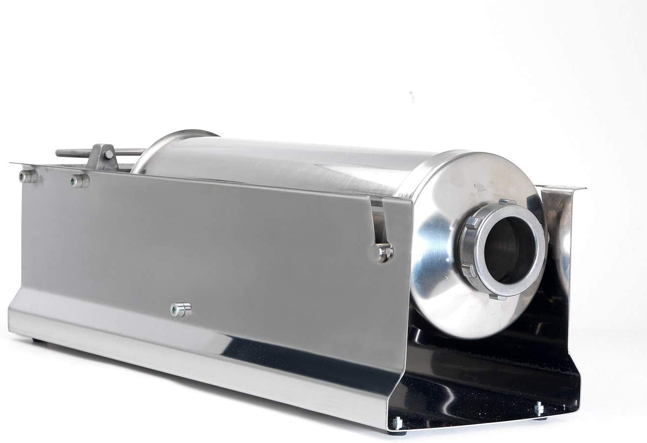 2 velocità  Palumbo  DF 840111 Insaccatrice manuale 5 Kg tutta in acciaio INOX
