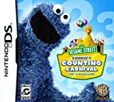 Toys : Sesame Street: Cookie's Counting Carnival - Nintendo DS