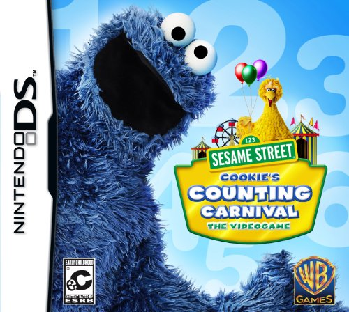 Sesame Street: Cookie