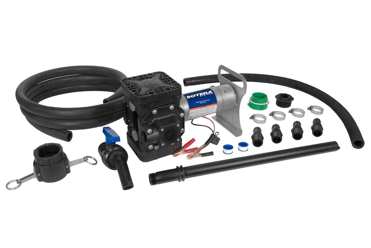 Motor Bracket Fill-Rite SS415BX731 12V DC Diaphragm Pump