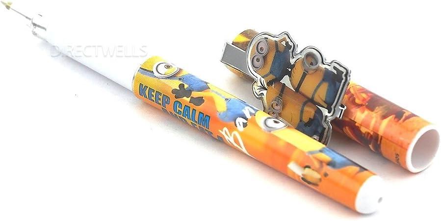 Despicable Me Minions Authentic Licensed Roller Pen 3 Pcs Set