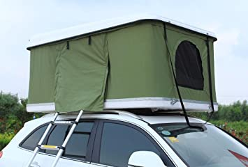 4x4 Offroad Overland outdoor car hydrawlic c&ing roof top tent car top roof tent ( & Amazon.com : 4x4 Offroad Overland outdoor car camping roof top ...