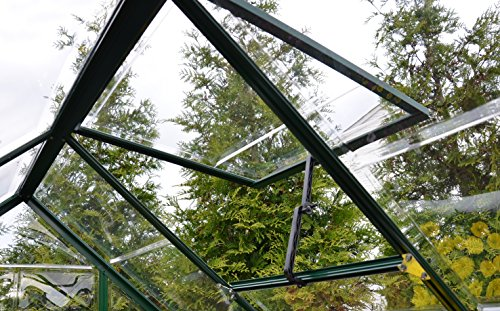 Review Palram Nature Harmony Greenhouse,