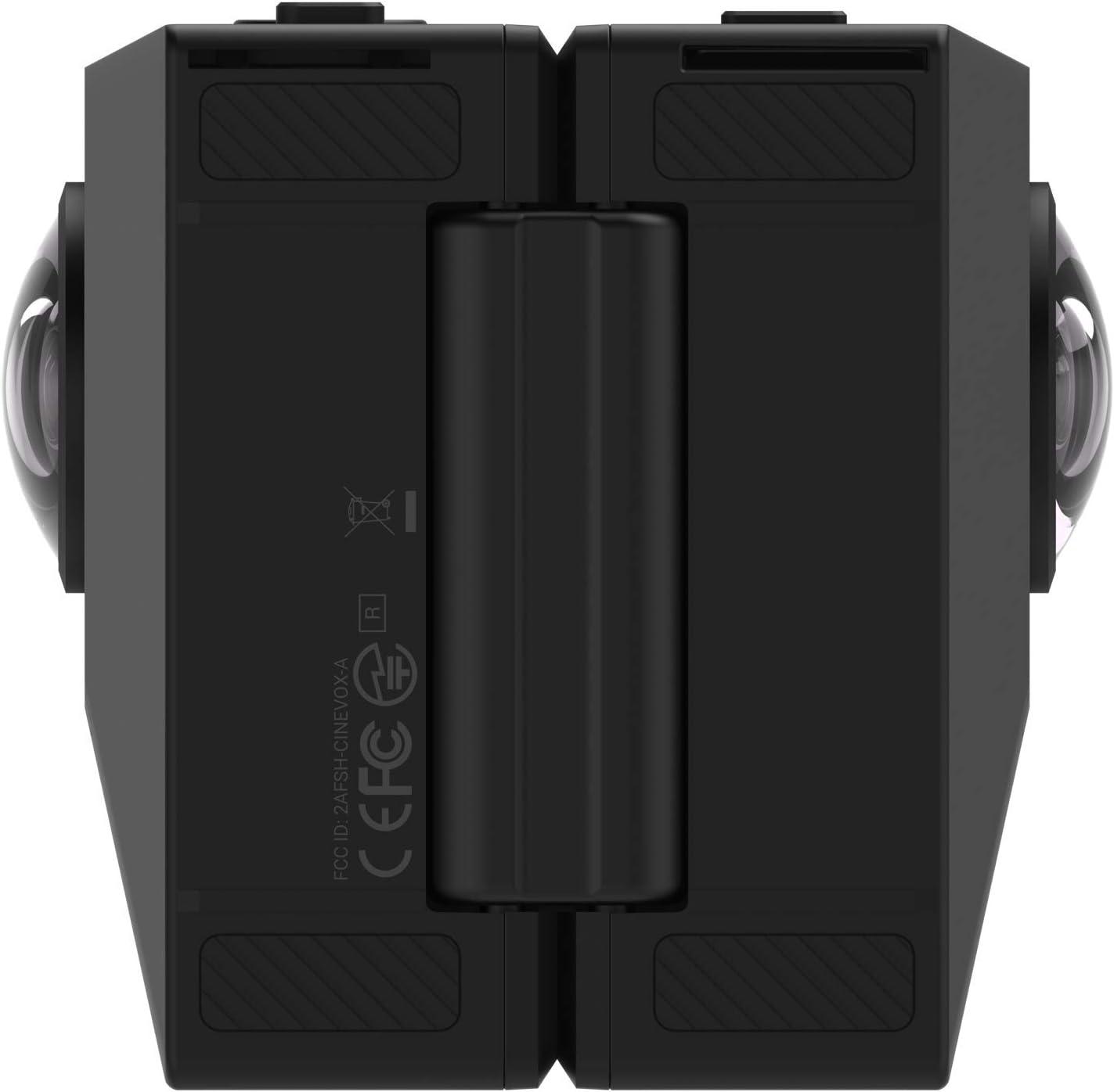 Insta360 EVO - Cámara Plegable 3D 180° y 360°, Resolución de Video ...