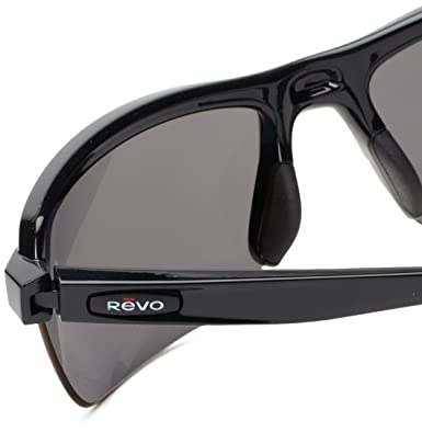 cbf2b3aabe4 Amazon.com  Revo Unisex RE 4066 Crux N Rectangular Polarized UV Protection  Sunglasses