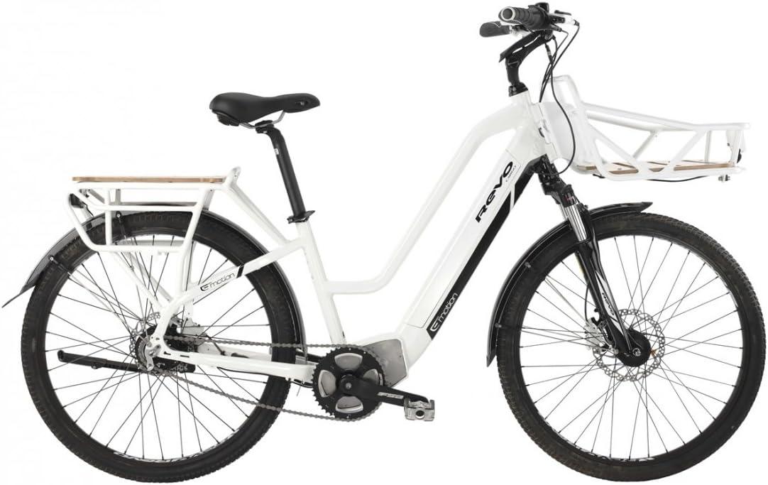 BH-Bicicleta eléctrica EMOTION Revo Cargo de 2016-M: Amazon.es: Deportes y aire libre