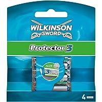 Wilkinson Sword Protector 3 messen 4 messen. 4 Stuk
