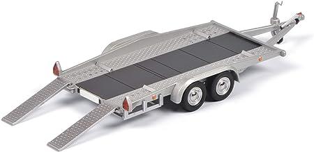 Schuco 1:43 450376500 coche remolque nuevo embalaje original