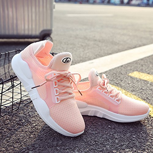 shoes Thirty casual head shallow shoes comfortable lady Ladies seven round thick bottom pure Dony casual mouth 1xFEq7wW6