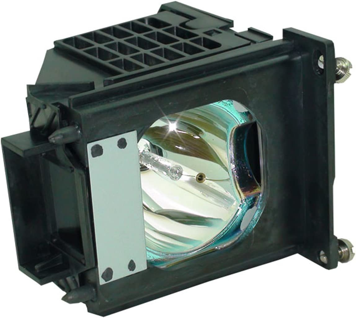 AuraBeam Rear Projection Replacement Lamp for Mitsubishi WD-73734 TV with Housing