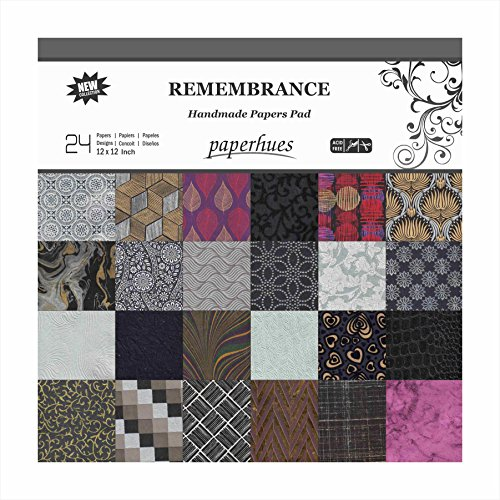 Decoupage Pad (Paperhues Remembrance Collection Papers 12x12