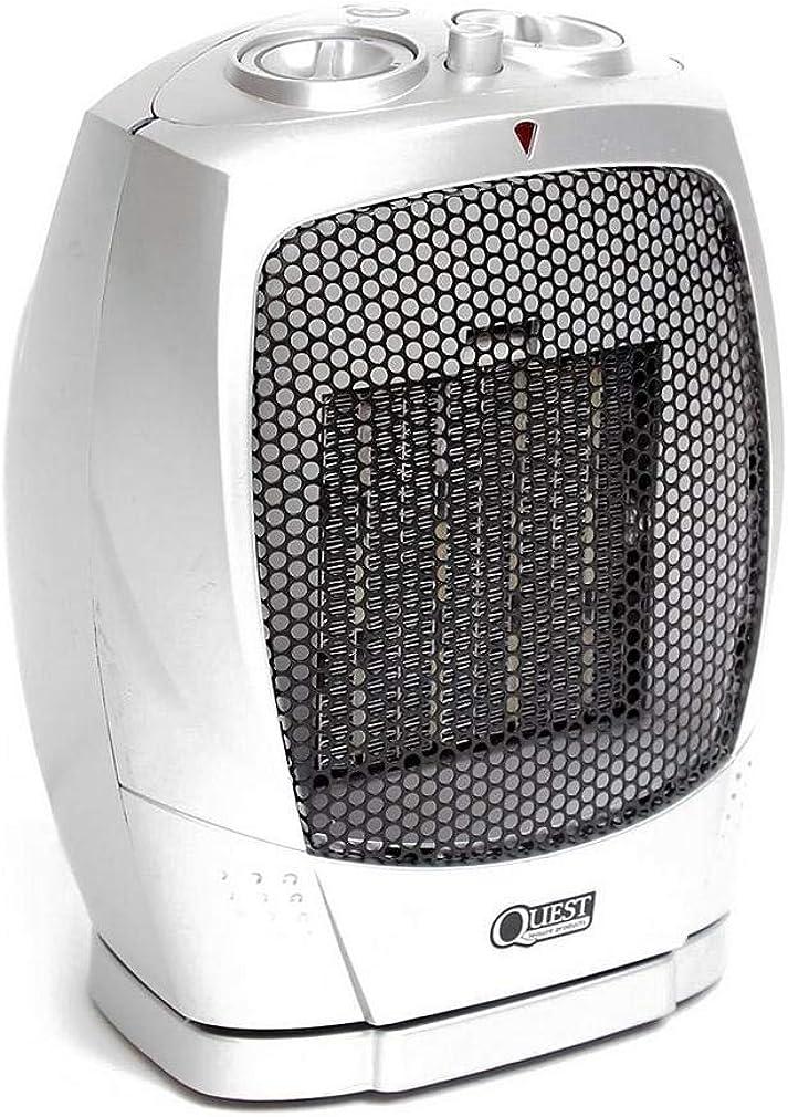 Quest Dual Purpose Fan Heater