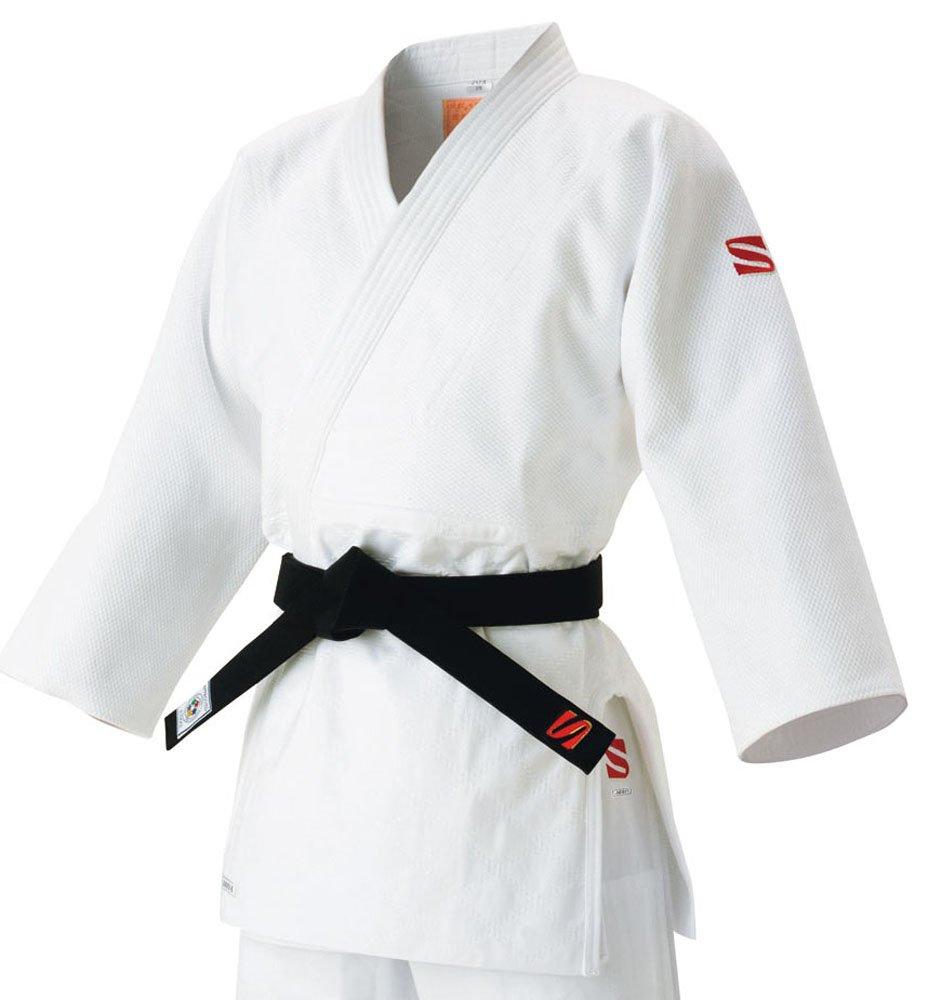 九桜 JOA 上級者試合用 上衣のみ 4Lサイズ JOAC4L ホワイト 4L号