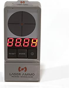 Laser Ammo LaserPET Electronic Target - Train with Interactive Training Programs Anywhere, Anytime. Combine Multiple Units to Create an Extensive Custom Training Scenario