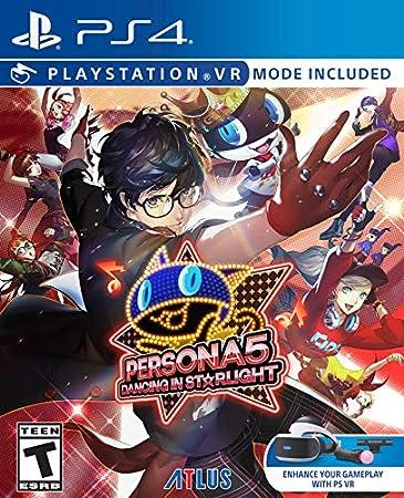 Persona 5: Dancing In Starlight - PlayStation 4
