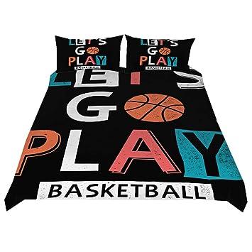 140x200 Basket Feu Basketball Galaxy Enfants De Garçon Literie 3d Ib6yfg7vY