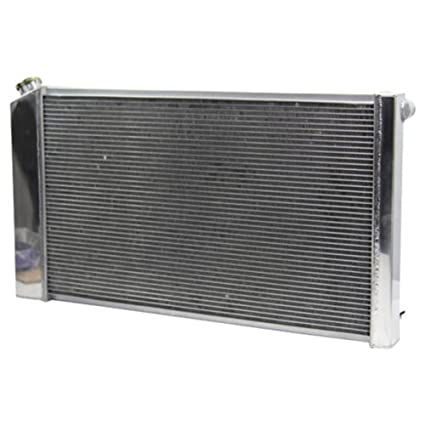 "4Row Aluminum Radiator For Chevy Caprice 1971-1990//Chevelle//GM 28/"" Core 66-80"