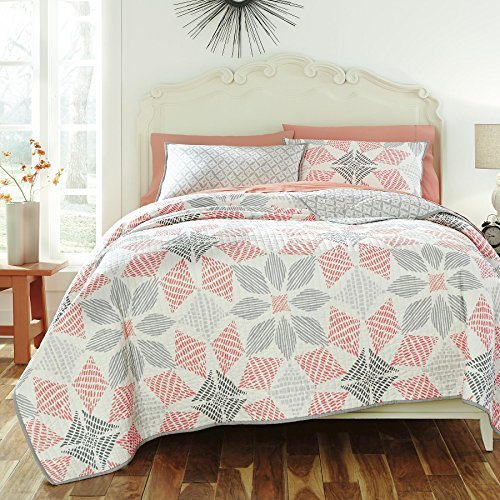 KD Spain Canyon Quilt Sham Set, Full/Queen, (Canyon Sham)