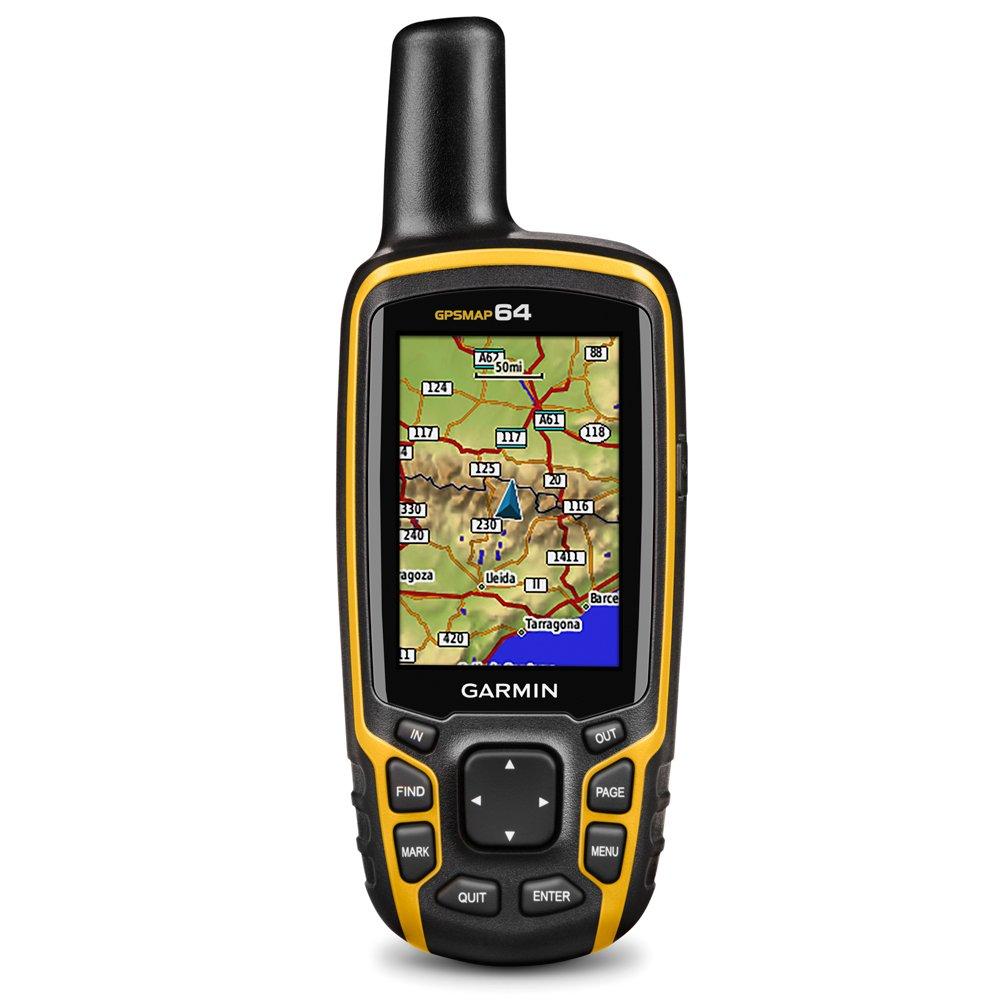Garmin Gpsmap 64, Worldwide Handheld GPS Navigator - 010-01199-00