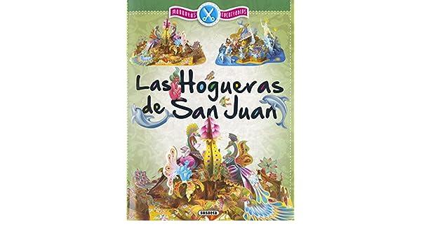 HOGUERAS DE SAN JUAN MAQUETAS RECORTABLES, LAS: Equipo ...