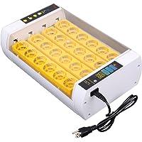 XuanYue Huevo Incubadora Automático 24 Huevo Digital Incubadoras