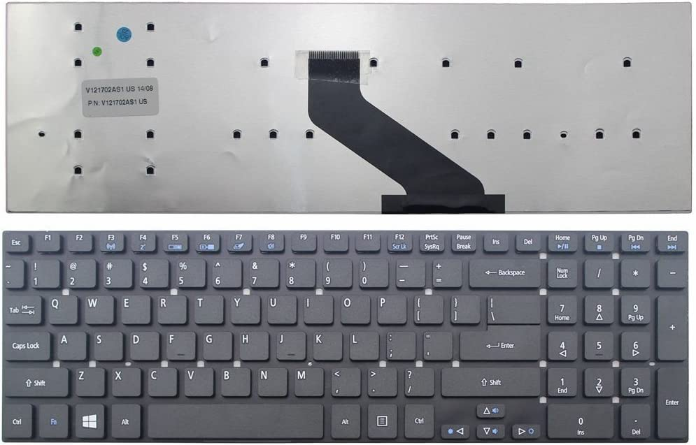 wangpeng New for Acer Aspire E1-572 E1-572G E1-572P E1-572PG Keyboard US