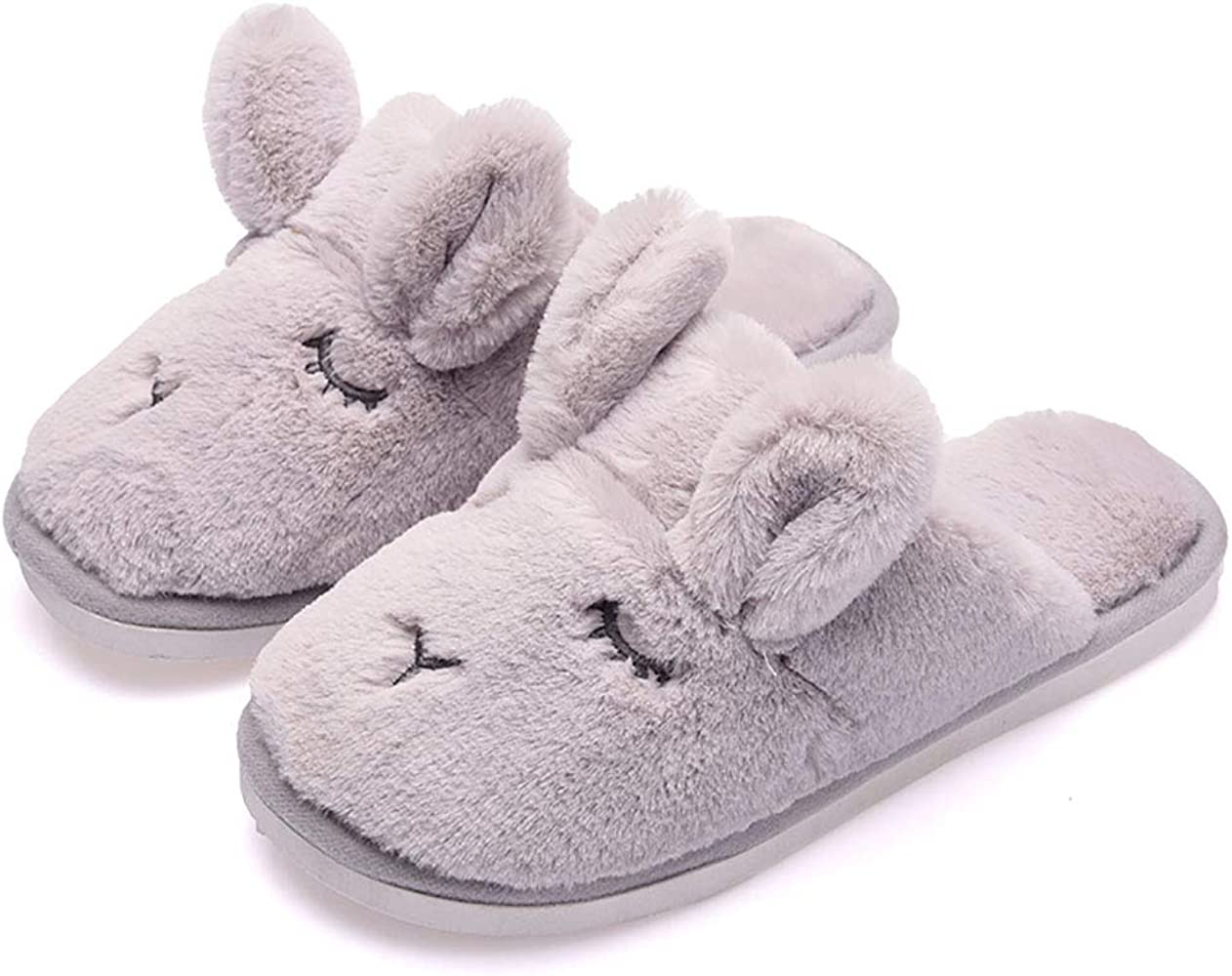 Zapatillas de estar en casa SAMs para hombre y mujer 47 TH-MK garras de monstruo zapatillas forradas 36