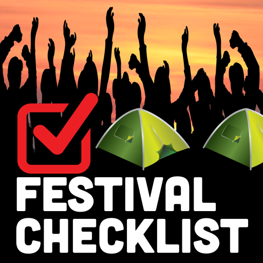 Festival Checklist (Dutch) - List What Camping To Take