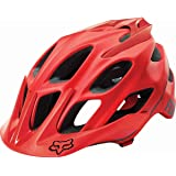 Fox Flux Helmet Solid Red L/XL