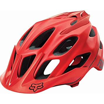 Fox Casco de estilo trail Flux 19317-003, L/XL