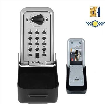MASTER LOCK Caja fuerte para llaves certificada [Extragrande ...