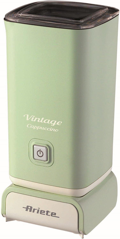 Ariete 2878 Espumador de leche, 500 W, 0.25 litros, PLASTICO ...