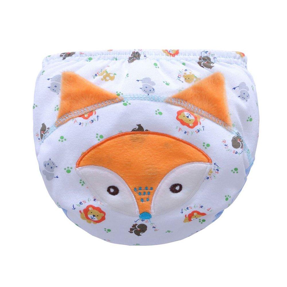 LSHEL 6er Pack Baby Lernwindel Trainerhosen Unterw/äsche Windeln Windelhose Zum Sauberwerden Toilettentraining T/öpfchentraining