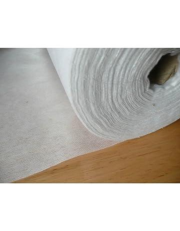Tela para entretela termoadhesiva para planchado suave y de peso medio, 90 cm de ancho