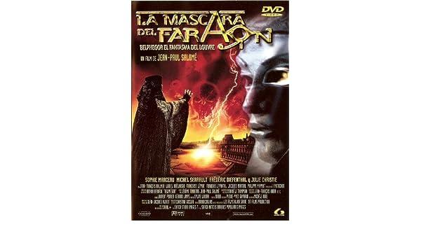 La máscara del faraón [DVD]: Amazon.es: Sophie Marceau, Michael Serrault, Jean-Paul Salomé: Cine y Series TV