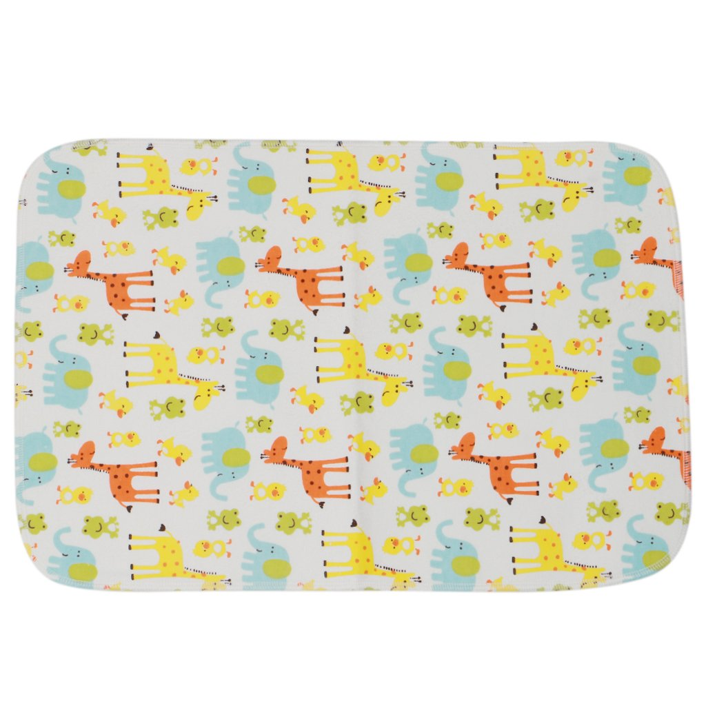 cici store 1Pc Infant Baby Kid Changing Diaper Urine Pad Portable Travel Home Waterproof Urine Mat